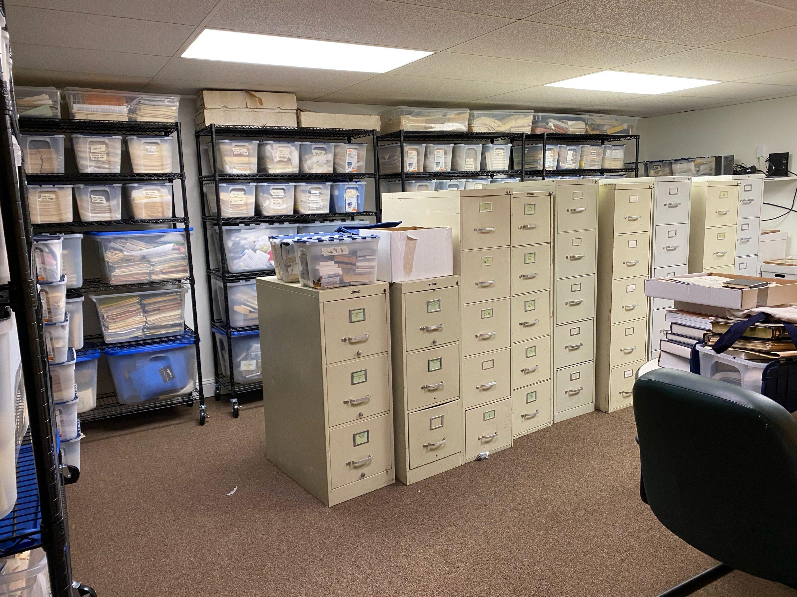 New FSC Archives
